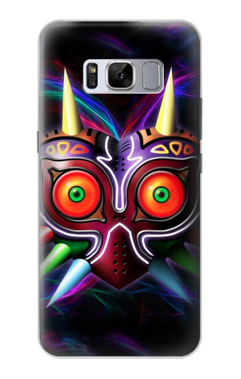 Printed The Legend of Zelda Majora Mask Samsung Galaxy S8 Case