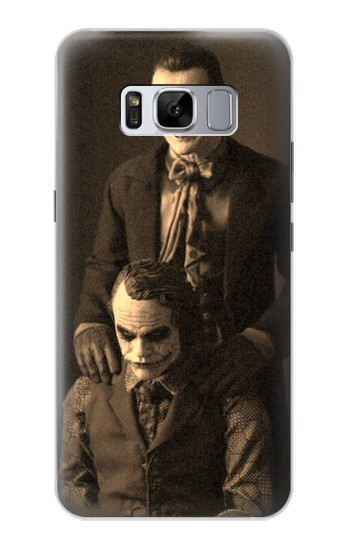 Printed Jokers Together Samsung Galaxy S8 Case