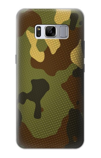 Printed Camo Camouflage Graphic Printed Samsung Galaxy S8 Case