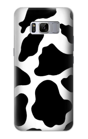 Printed Seamless Cow Pattern Samsung Galaxy S8 Case
