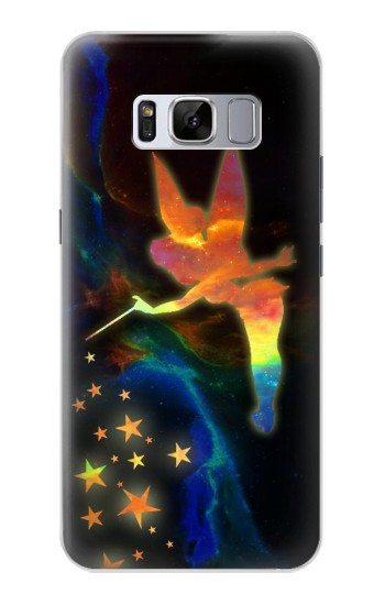 Printed Tinkerbell Magic Sparkle Samsung Galaxy S8 Case