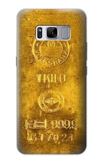 Printed One Kilo Gold Bar Samsung Galaxy S8 Case