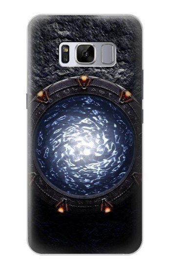 Printed The Stargate Orokin Portal Samsung Galaxy S8 Case