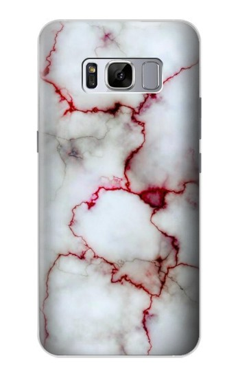 Printed Bloody Marble Samsung Galaxy S8 Case
