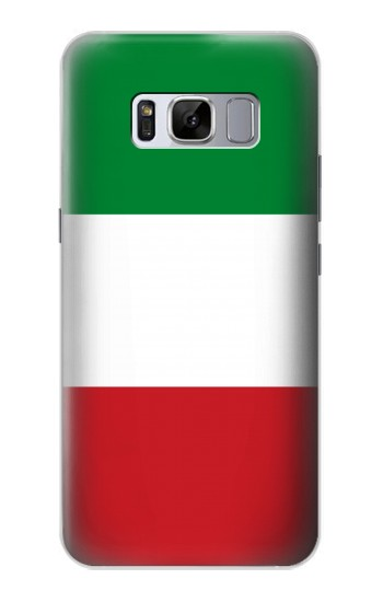 Printed Flag of Italy and Mexico Samsung Galaxy S8 Case