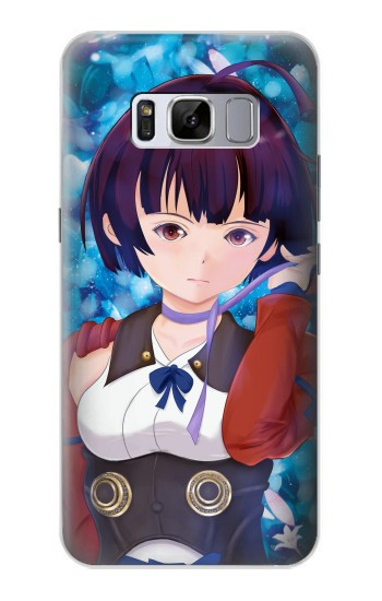 Printed Mumei Kabaneri of the Iron Fortress Samsung Galaxy S8 Case