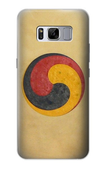 Printed Korean Traditional Drum Samsung Galaxy S8 Case