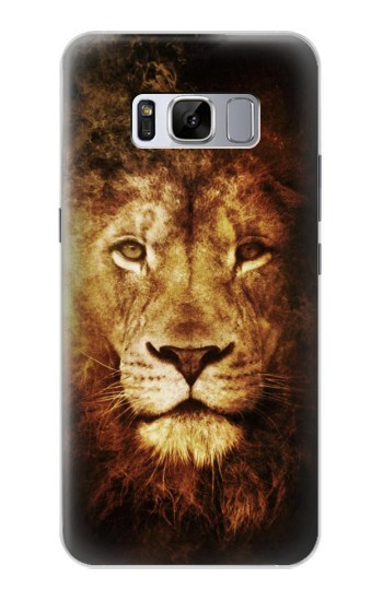Printed Lion Samsung Galaxy S8 Case