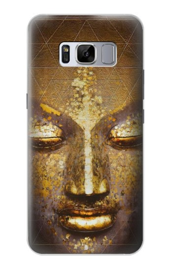 Printed Magical Yantra Buddha Face Samsung Galaxy S8 Case