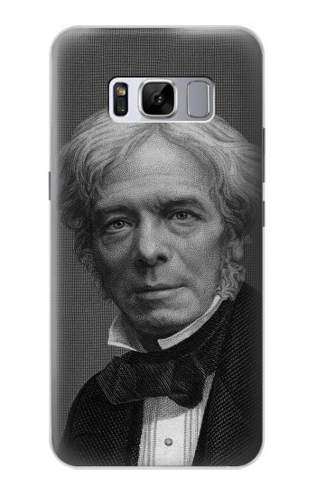 Printed Michael Faraday Samsung Galaxy S8 Case