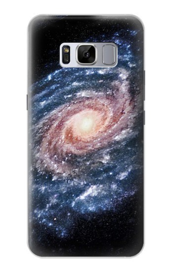 Printed Milky Way Galaxy Samsung Galaxy S8 Case