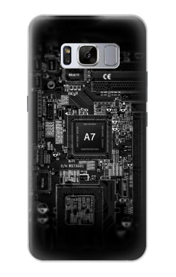 Printed Mobile Phone Inside Samsung Galaxy S8 Case