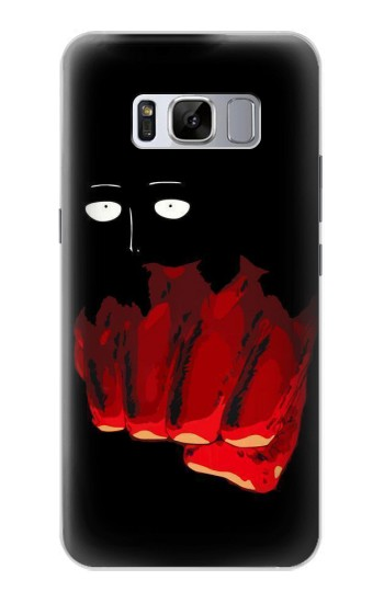 Printed One Punch Man Fight Samsung Galaxy S8 Case