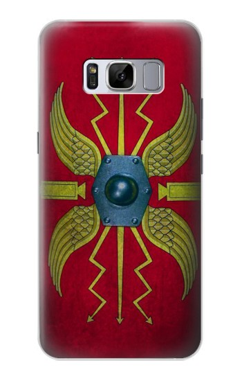 Printed Roman Shield Scutum Samsung Galaxy S8 Case