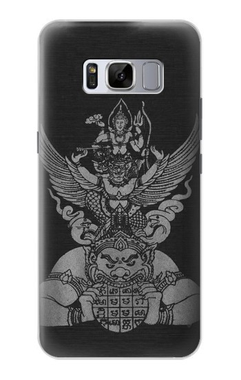 Printed Sak Yant Rama Tattoo Samsung Galaxy S8 Case