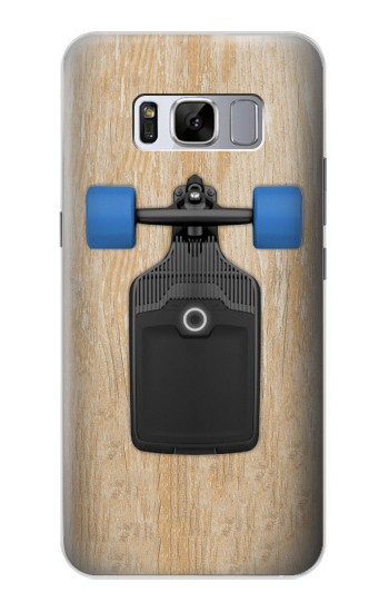 Printed Skateboard Samsung Galaxy S8 Case