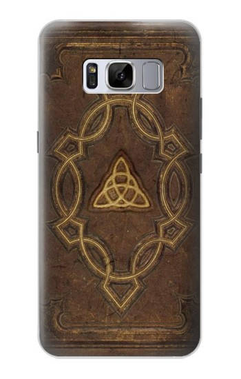 Printed Spell Book Cover Samsung Galaxy S8 Case