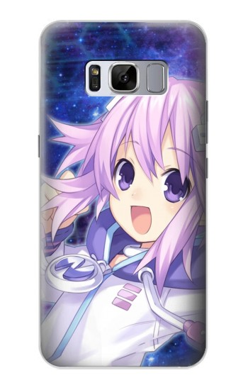 Printed Hyperdimension Neptunia Samsung Galaxy S8 Case