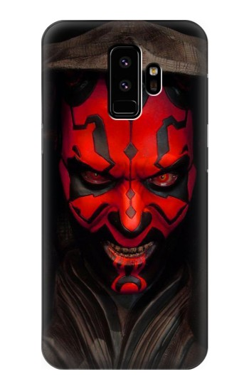 Printed Darth Maul Samsung Galaxy S9 Case