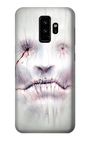 Printed Horror Face Samsung Galaxy S9 Case