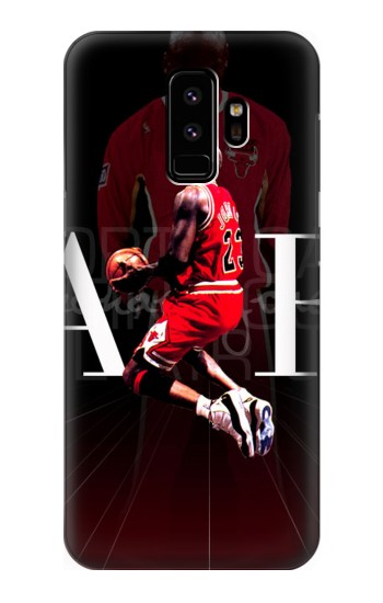 Printed Basketball Air Jordan Samsung Galaxy S9 Case