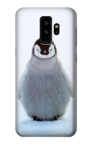 Printed Penguin Ice Samsung Galaxy S9 Case