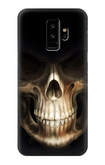 Printed Skull Face Grim Reaper Samsung Galaxy S9 Case