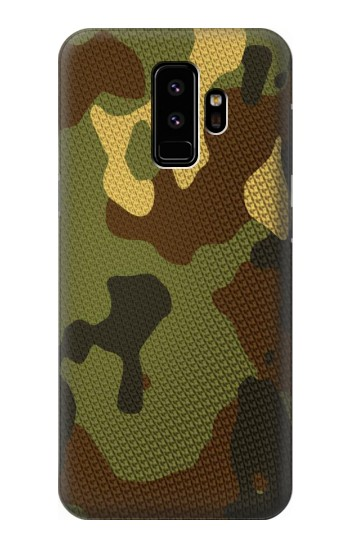 Printed Camo Camouflage Graphic Printed Samsung Galaxy S9 Case
