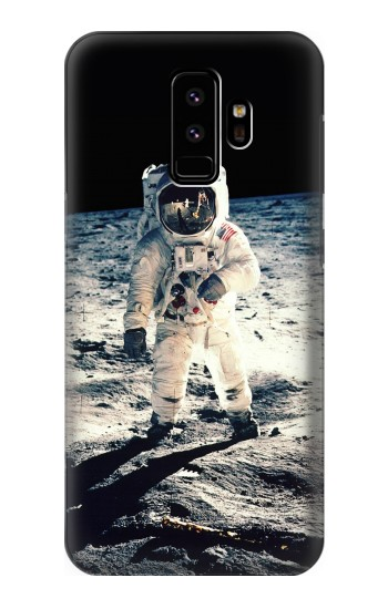 Printed Neil Armstrong First Man on The Moon Samsung Galaxy S9 Case