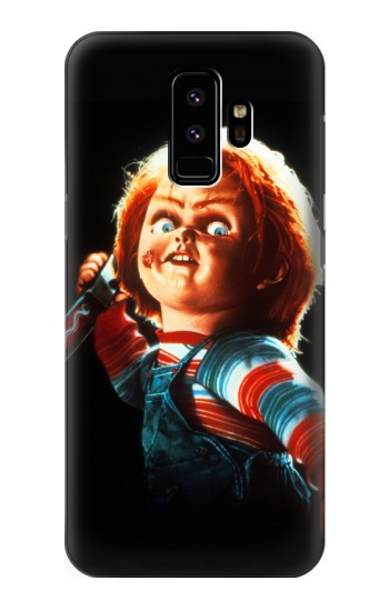 Printed Chucky With Knife Samsung Galaxy S9 Case