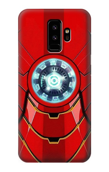 Printed Ironman Armor Arc Reactor Graphic Printed Samsung Galaxy S9 Case