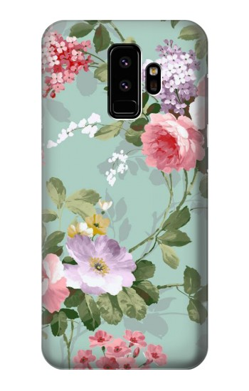 Printed Flower Floral Art Painting Samsung Galaxy S9 Case