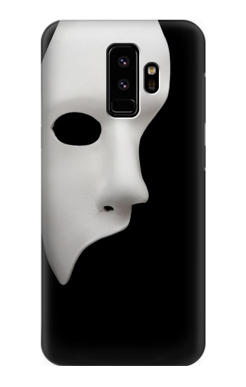 Printed Phantom of The Opera Mask Samsung Galaxy S9 Case