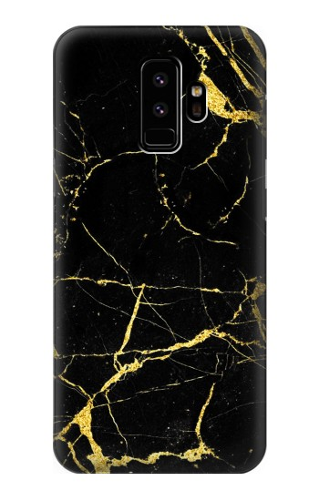 Printed Gold Marble Graphic Printed Samsung Galaxy S9 Case