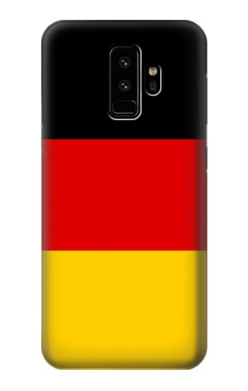 Printed Flag of Germany Samsung Galaxy S9 Case