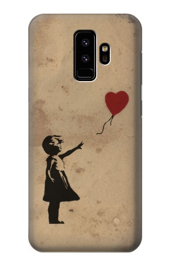 Printed Girl Heart Out of Reach Samsung Galaxy S9 Case
