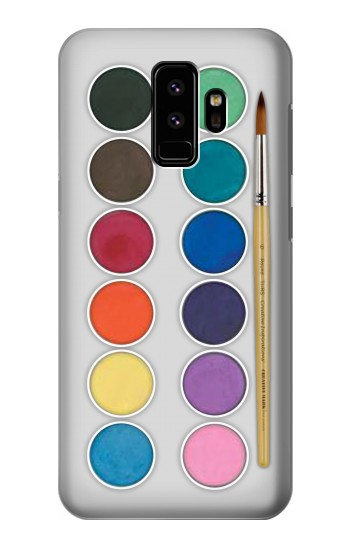 Printed Mixing Color Plate Samsung Galaxy S9 Case