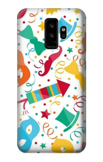 Printed Carnival Pattern Samsung Galaxy S9 Case