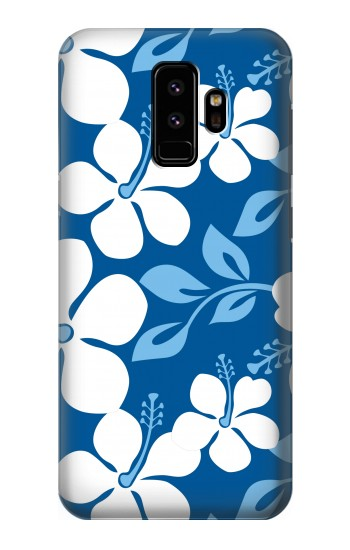 Printed Hawaii Blue Pattern Samsung Galaxy S9 Case