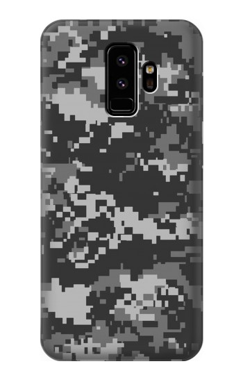 Printed Urban Black Camouflage Samsung Galaxy S9 Case