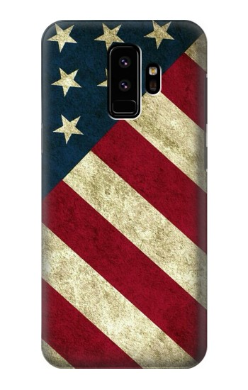 Printed US National Flag Samsung Galaxy S9 Case