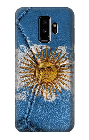 Printed Argentina Flag Vintage Football 2018 Samsung Galaxy S9 Case