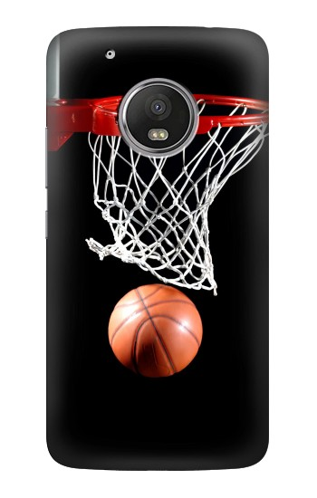 Printed Basketball HTC One (E8) Case