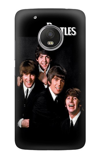 Printed The Beatles HTC One (E8) Case