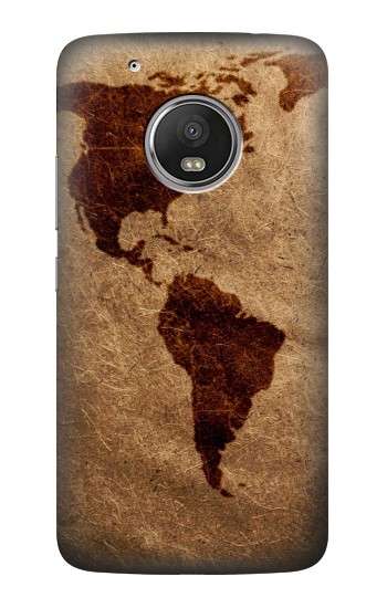 Printed America Map HTC One (E8) Case