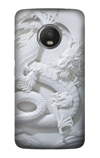 Printed Dragon Carving HTC One (E8) Case