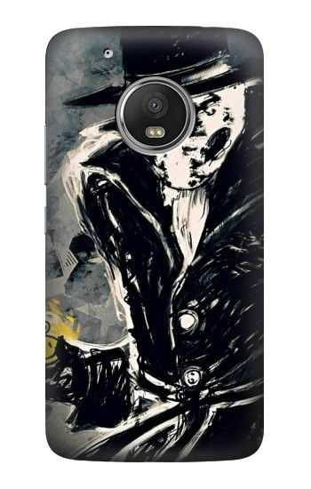 Printed Rorschach Watchmen HTC One (E8) Case