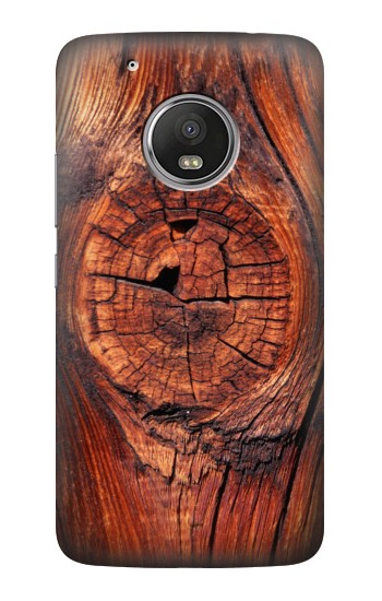 Printed Wood HTC One (E8) Case