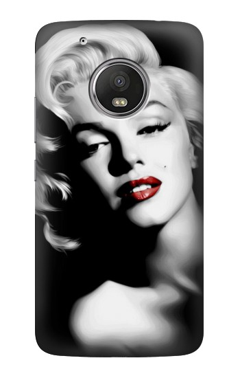 Printed Marilyn Monroe HTC One (E8) Case
