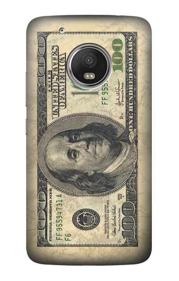 Printed Money Dollars HTC One (E8) Case